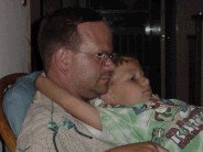 My brother-in-law, John, and his son Ryan.